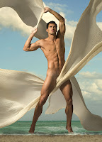 male model Radoslav Vanko by David Vance
