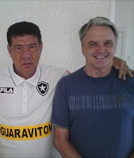 Papai Joel Santana em Floripa