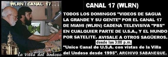Programación en Español del Canal 17
