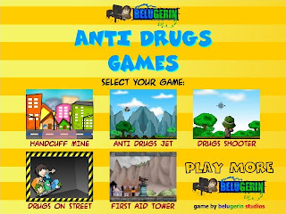 Anti Drugs Game
