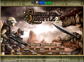 Humaliens Battle 2
