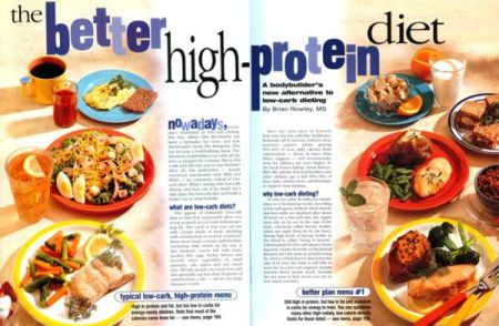 Download this High Protein Diet And... picture