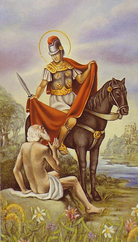 louange de sa gloire: Memorial of St Martin of Tours