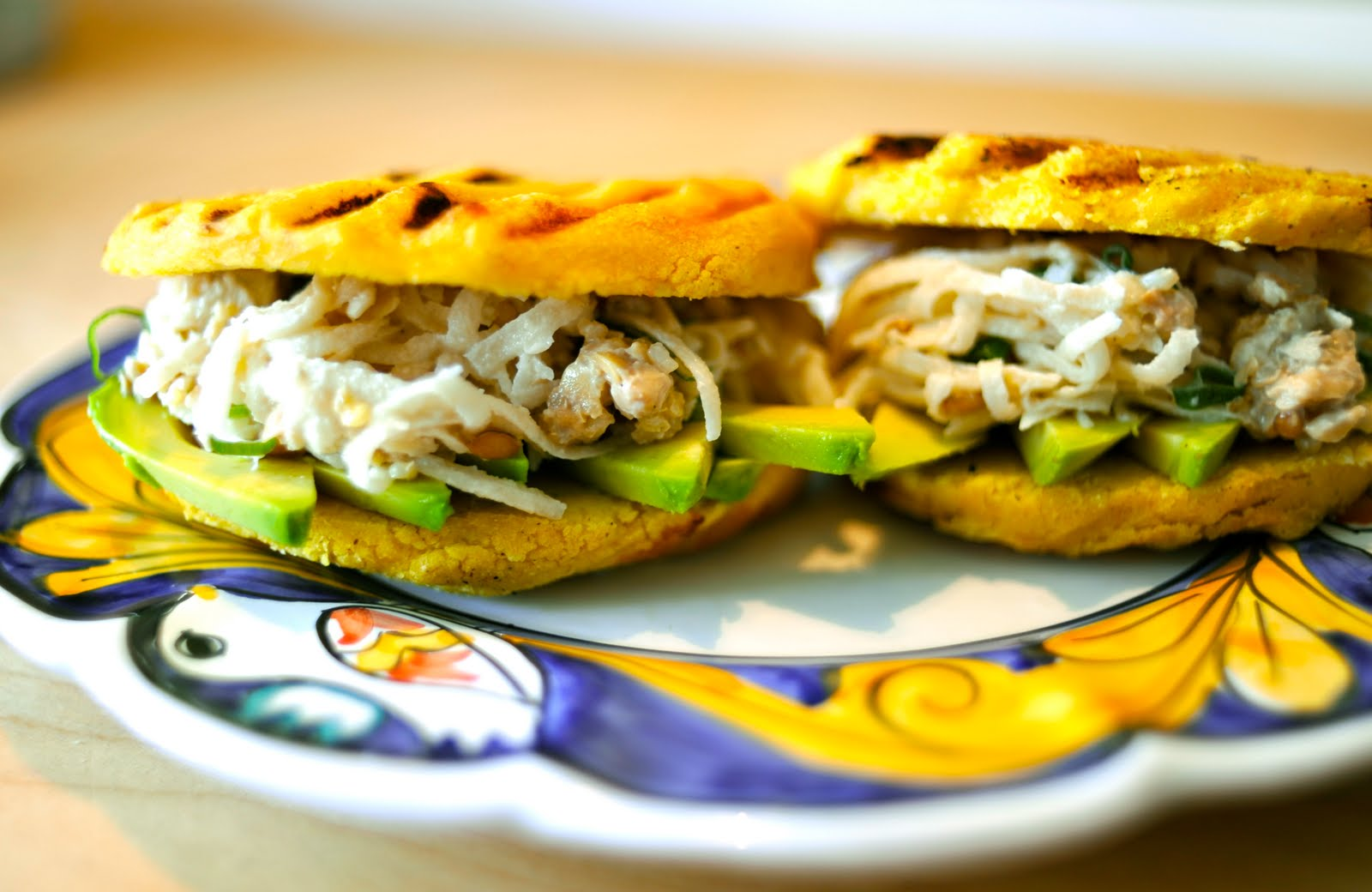 Vegan Good Things: Terry Hope Romero's Arepas with Sexy ...