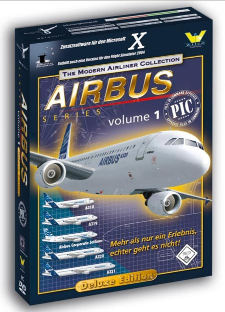 FS9 Wilco Airbus Series v1 & v2 + Serial  [PC]
