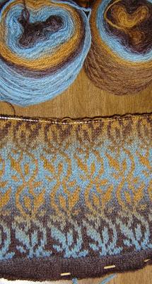 Fun Knit's Patterns: Autumn Leaves Cardigan