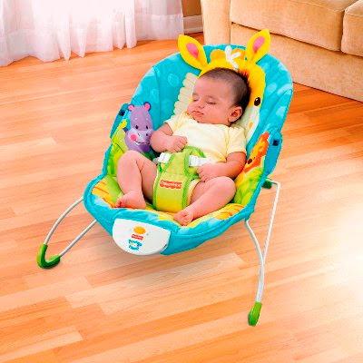 Infant bouncy chair - Mega Babies Baby Bouncers And Rockers Keep Bubs Happy