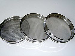 Sieve Shaker Pictures