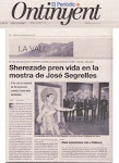 Sherezade pren vida en la mostra de Segrelles
