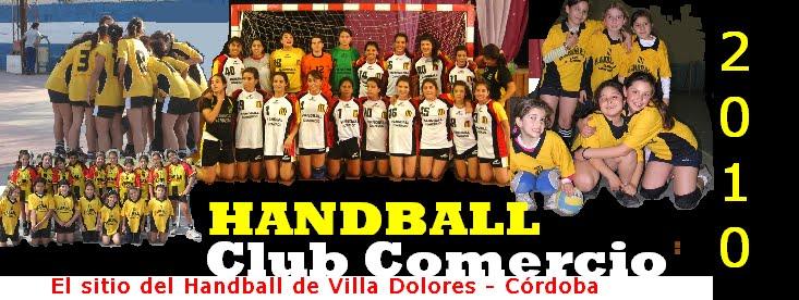 HANDBALL CLUB COMERCIO - VILLA DOLORES