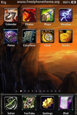 Скачать Темы для Warcraft 3 Frozen Throne