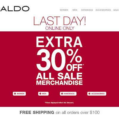 Free shipping has been available at marloslash.ml for 26 of the last 30 days. Aldo has offered a sitewide coupon (good for all transactions) for 30 of the last 30 days. As coupon experts in business since , the best coupon we have seen at marloslash.ml was for 40% off in September of