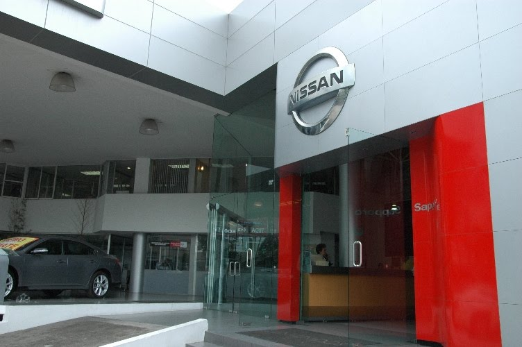 Distribuidor Nissan