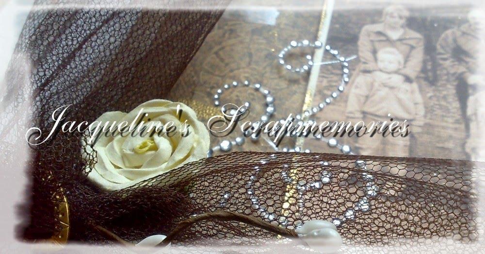 Jacqueline's scrapmemories