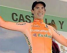 Koldo premier au Tour de Castille et Léon