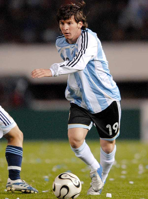 lionel messi argentina. Read the argentine football