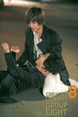 Boys Over Flowers - Behind the scenes 1