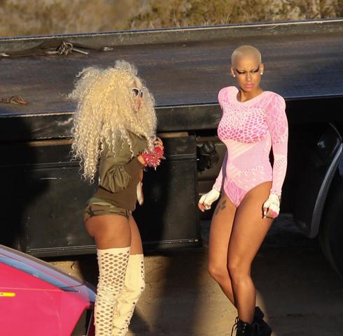Nicki Minaj & Amber Rose