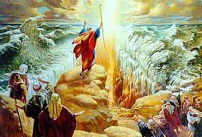 Inilah Bukti Bahwa Nabi Musa Pernah Membelah Lautan [ www.BlogApaAja.com ]