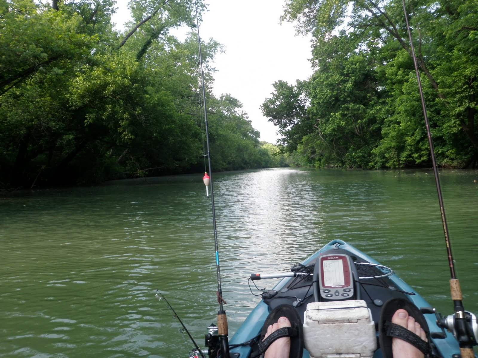 Fish missouri james river june 1st 2010 good float for James river fishing