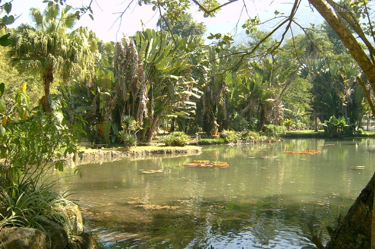 jardim foi criado pelo príncipe regente d joão em 13 de junho de