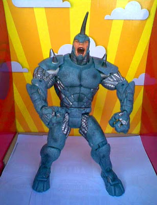 Rhino - Marvel Action Figure