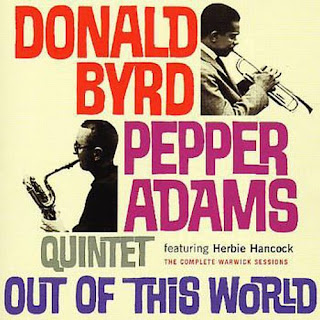 Donald Byrd Kenny Burrell Frank Foster Hank Mobley Mal Waldron Curtis Fuller Paul Quinichette Hank J