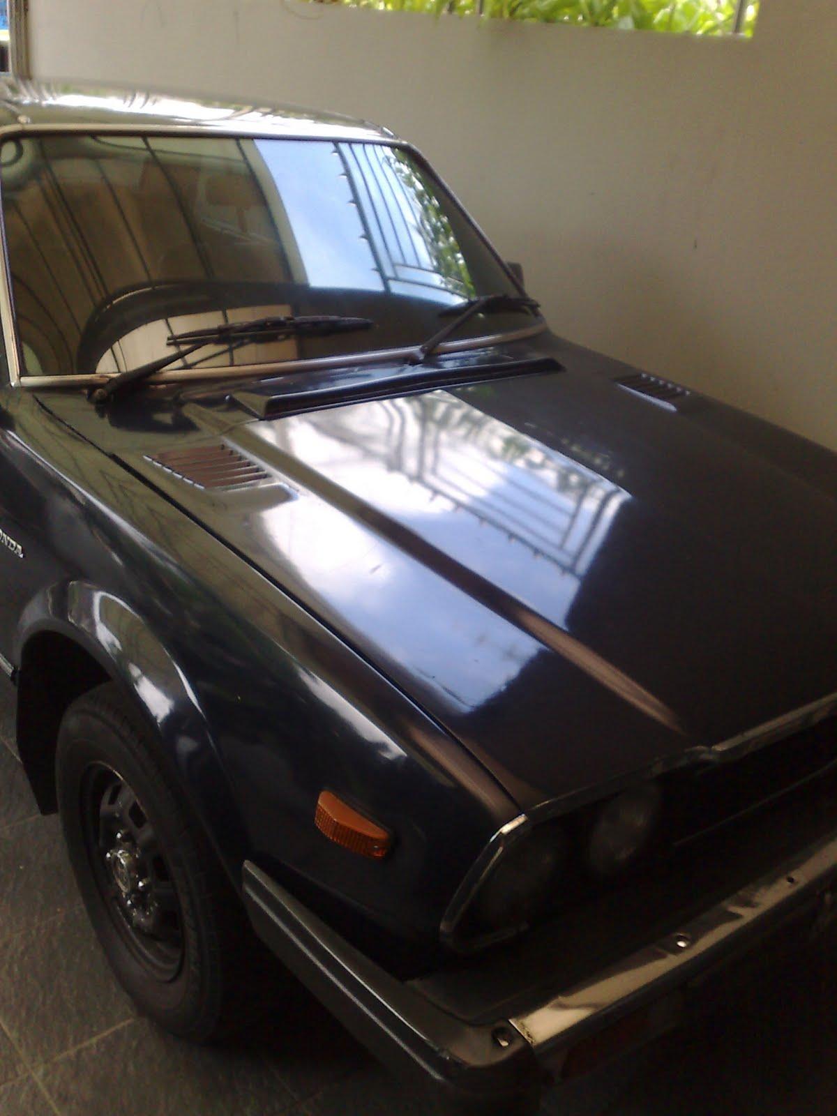 All About Money Making  Jual Mobil Honda Accord 1980 YOGYAKARTA