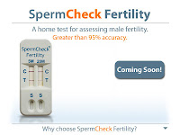 Home-fertility test for men set to arrive in stores