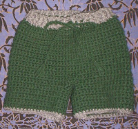 Little Fire Crochet Soaker Pants