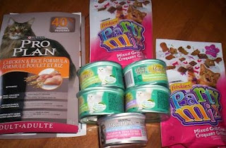 Purina Cat Food Giveaway