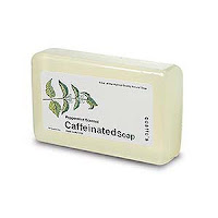 Free Caffeinated Soap