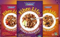 Free Sanitarium Fibre Life Cereal