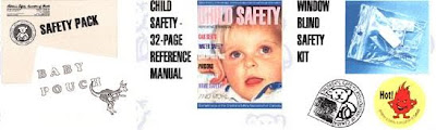Free Child Safety Pack