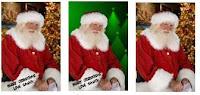 Free Santa Calling Card
