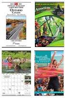 Free Ontario Calendar, Map, Guides