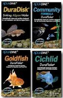 Free Aquadine Fish Food