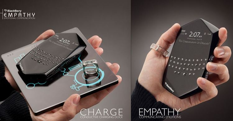 Marie's Blackberry Blackberry-empathy-phone
