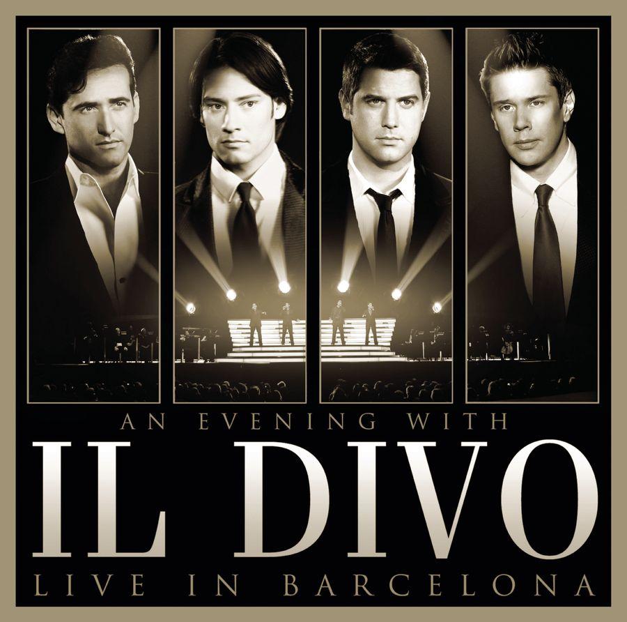 Il divo concert hd ller music - Il divo concerti italia ...