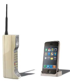 fue primer celular: