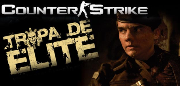 Tronforme seu Counter Strike no BOPE