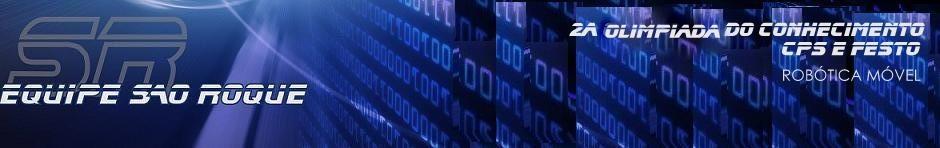 Robótica móvel - Equipe São Roque
