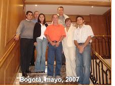 Bogotá, Colombia (mayo, 2007)
