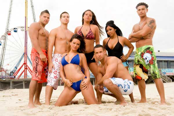 jersey shore season 4 cast. 2011 Jersey Shore season 4 as