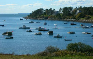 Mackerel Cove, Maine