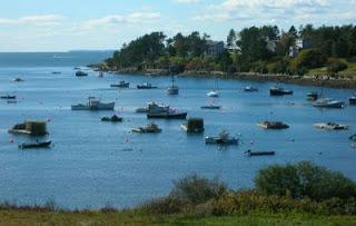 Mackerel Cove, Maine