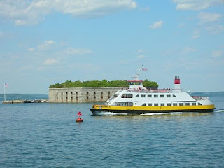 casco bay cruise