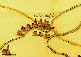 Mappa del XVI secolo