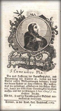 SANTINO TEDESCO 1763