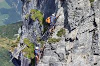 Klettersteig Gerlossteinwand : Klettersteig gerlosstein mountainshop hörhager